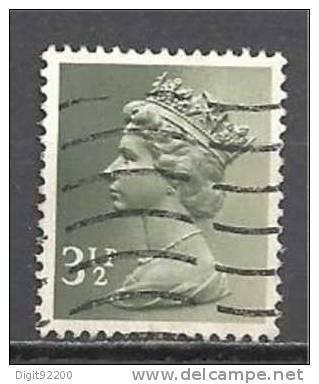 1 W Valeur Used, Oblitérée - YT 611 - GRANDE BRETAGNE  1970/1980 - N° 1028-55 - Gebruikt