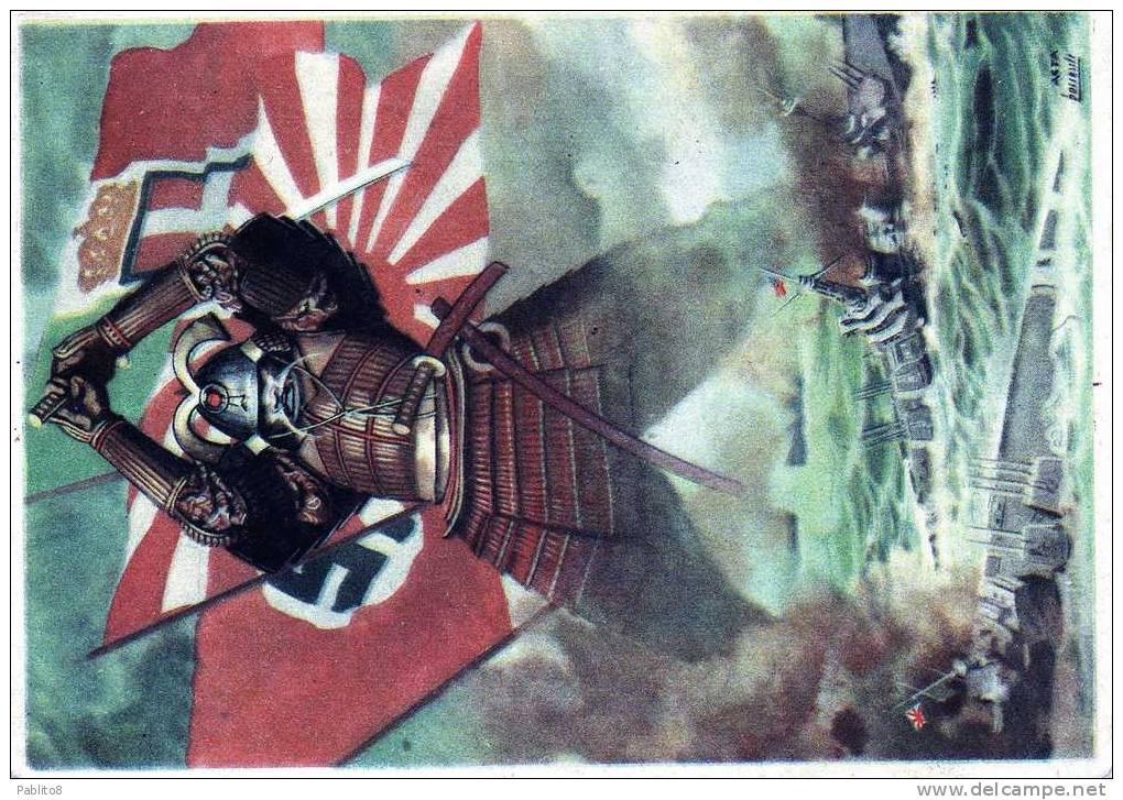 CARTOLINA FORZE ARMATE ITALIA REGNO 19 12 1942 ITALY KINGDOM POST CARD ARMED FORCES - 1900-44 Vittorio Emanuele III