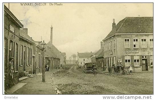Wynkel -St-Eloi De Plaats - Ledegem