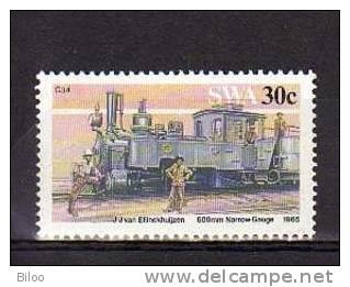 BT0033 - SWA - XX_MNH - TRAIN - N°466 - Trenes