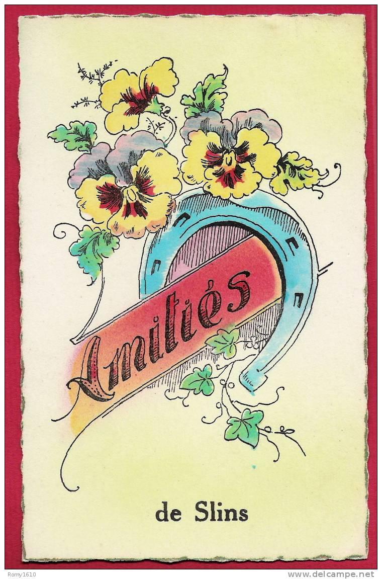 Amitiés De Slins. - Juprelle