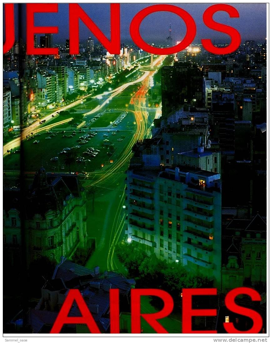Geo Magazin Spezial  -  Argentinien  -  Nr.3  1994 ,  Anden-Zug  ,  Feuerland  ,  Buenos Aires - Reise & Fun