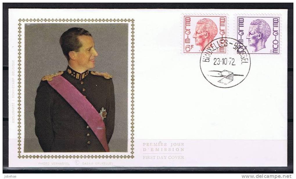 YT Zijde - Soie 1645-46 - 1971-80