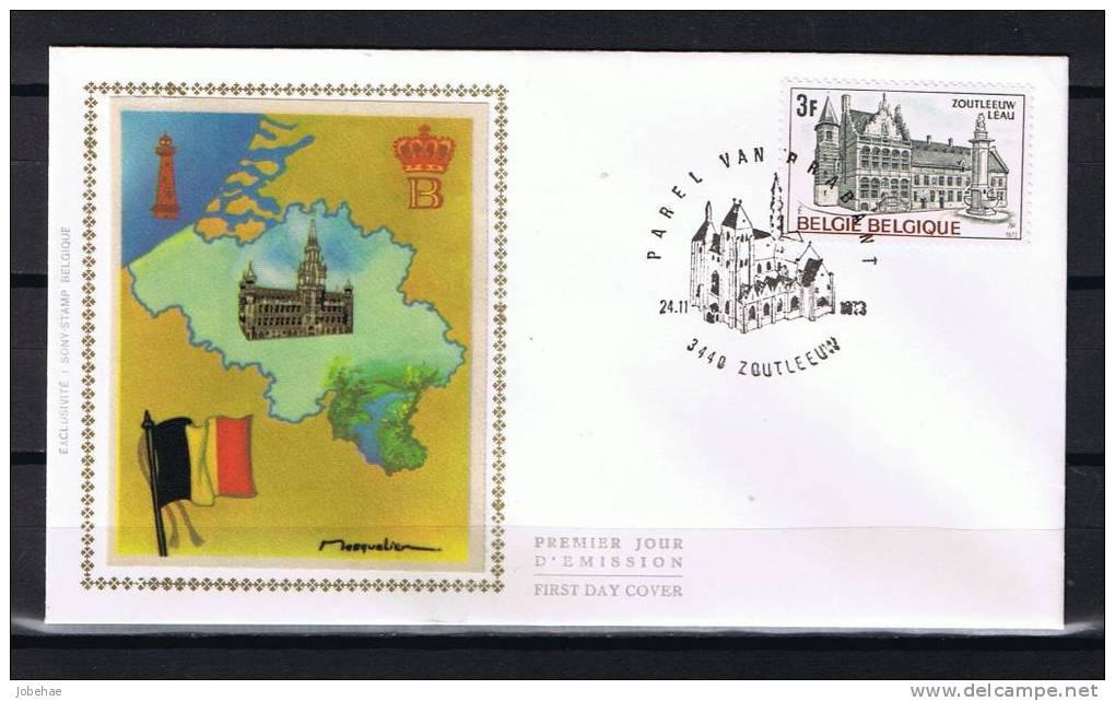 YT Zijde - Soie 1692 - 1971-80