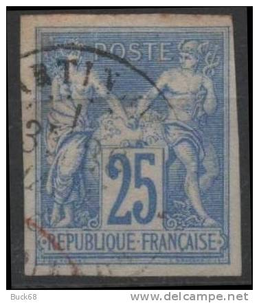 FRANCE COLONIES Emissions Générales Poste 36 (o) Type Sage - Sage