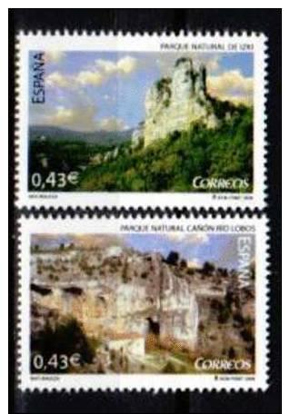 Espagne. Année 2009 Nature: Cañón Del Río Lobos Et Izki**. - 1931-Hoy: 2ª República - ... Juan Carlos I