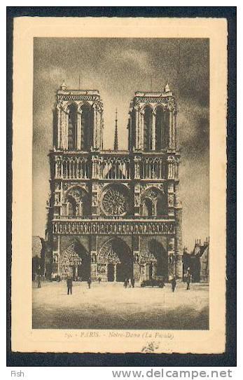 Paris Notre Dame / To Lisbon , Portugal (7) - Monuments