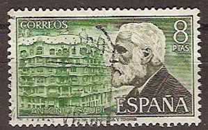 Personajes reales y esculturas de Divinidades en los sellos de Correos de España (1850-Abril de 2011) - Página 4 180_001
