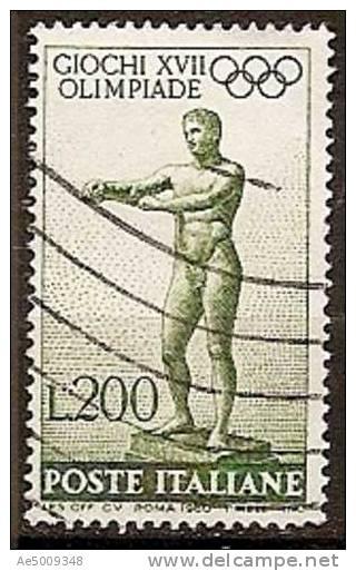 ITALIE -- N°820    Obliteré -- 1960 - 1946-60: Gebraucht
