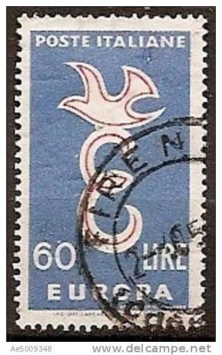 ITALIE -- N°766    Obliteré -- 1958 - 1946-60: Gebraucht