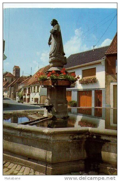 HAUT-RHIN - Osenbach - Fontaine Saint Etienne - Non Classés