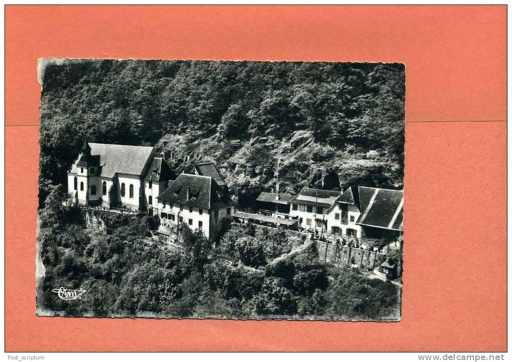 Pfaffenheim (près De) - ND De Schauenberg : Chapelle, Ancien Couvent Et Maison Forestière - France