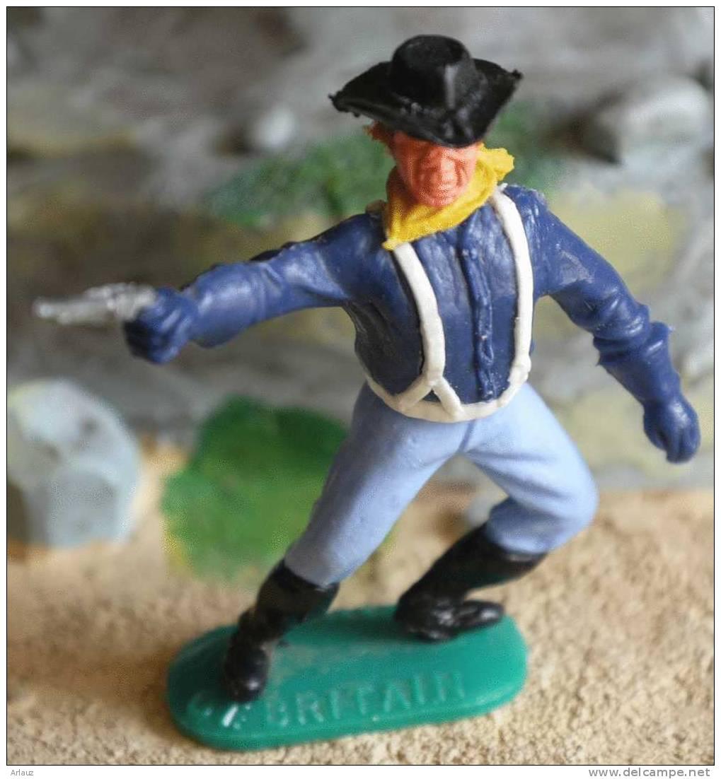 Soldat D´infanterie Nordiste Avec Revolver 6.Timpo - Militares