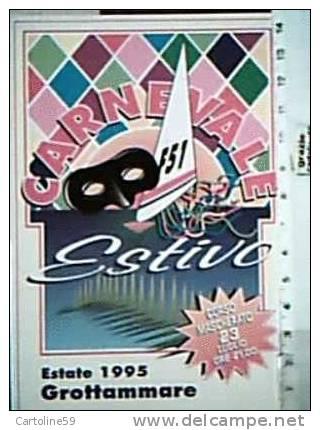GROTTAMMARE  CARNEVALE ESTIVO N1995   CS15563 - Ascoli Piceno