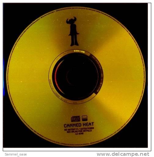 Musik Maxi CD -  Jamiroqai  -  Canned Heat  ,  Neuwertig - Musik & Instrumente