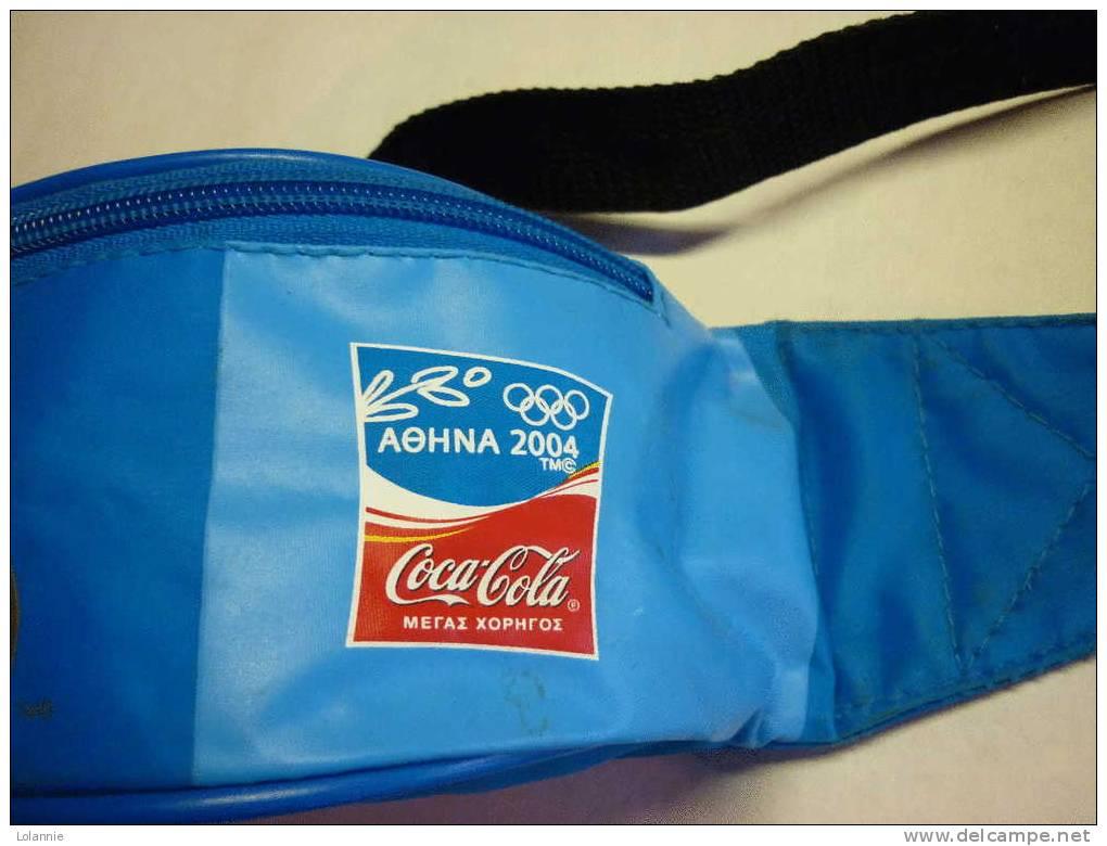 BANANE COCA- COLA   PUB  JO ATHENES 2004 - Coca-Cola