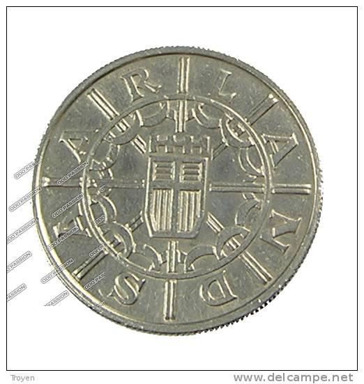 Sarre - 100 Francs - 1955 - Cu.Ni - TTB - Saar