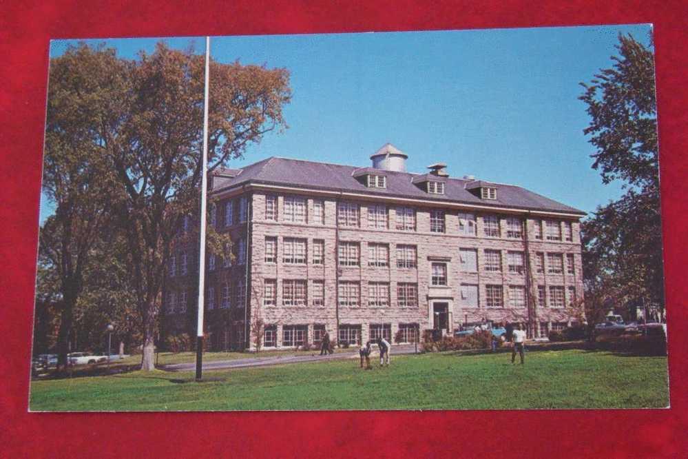 South Kingstown Bliss Hall, University Of Rhode Island College Of Engineering - Etats-Unis
