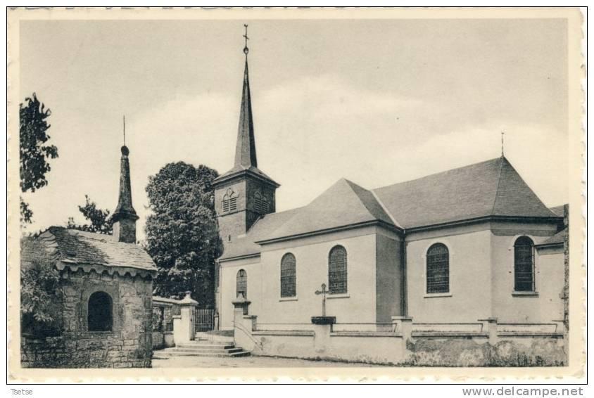 Thiaumont - L'Eglise - Attert