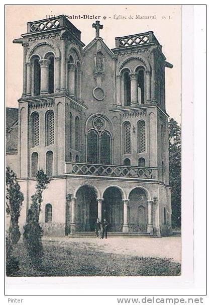 SAINT DIZIER - Eglise De Marnaval - Saint Dizier