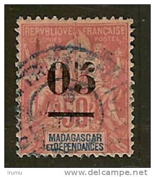 Madagascar Y&T 48, Obliteré - Madagascar (1889-1960)