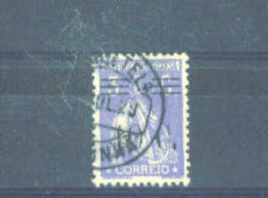 PORTUGAL - 1928 Surcharge 40c On 3c FU - 1910-... Republic