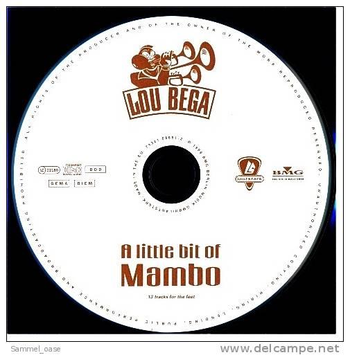 Musik CD  Album  -  LOU BEGA  -  A LITTLE BIT OF MAMBO  ,   KULT-HIT  ,  Neuwertig - Disco, Pop