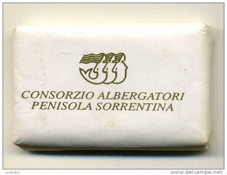 Sapone Mignon Da Albergo - Vecchia Produzione - Materiale Di Profumeria