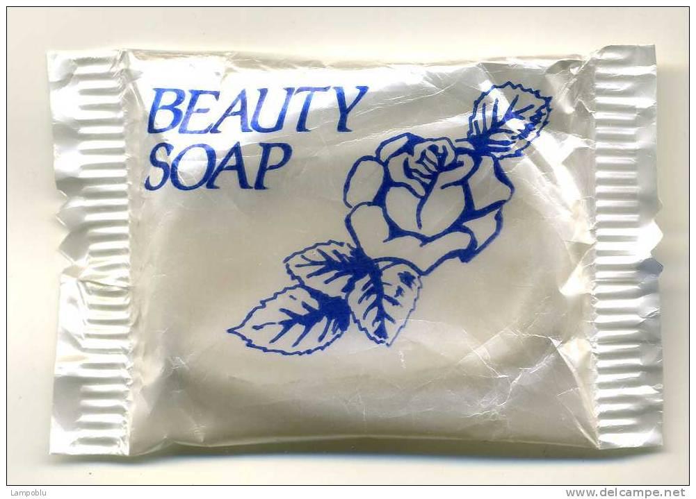 Sapone Mignon Da Albergo Beauty Soap - Vecchia Produzione - Materiale Di Profumeria