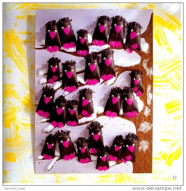 Advents - Kalender Basteln