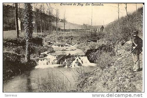 Huy  -  Environs De Huy. Les Cascades - Marchin