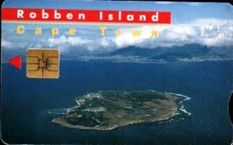 SOUTH AFRICA Used Phonecard/ Gebruiklte Telefoonkaart Cape Town (Robben Island) - South Africa
