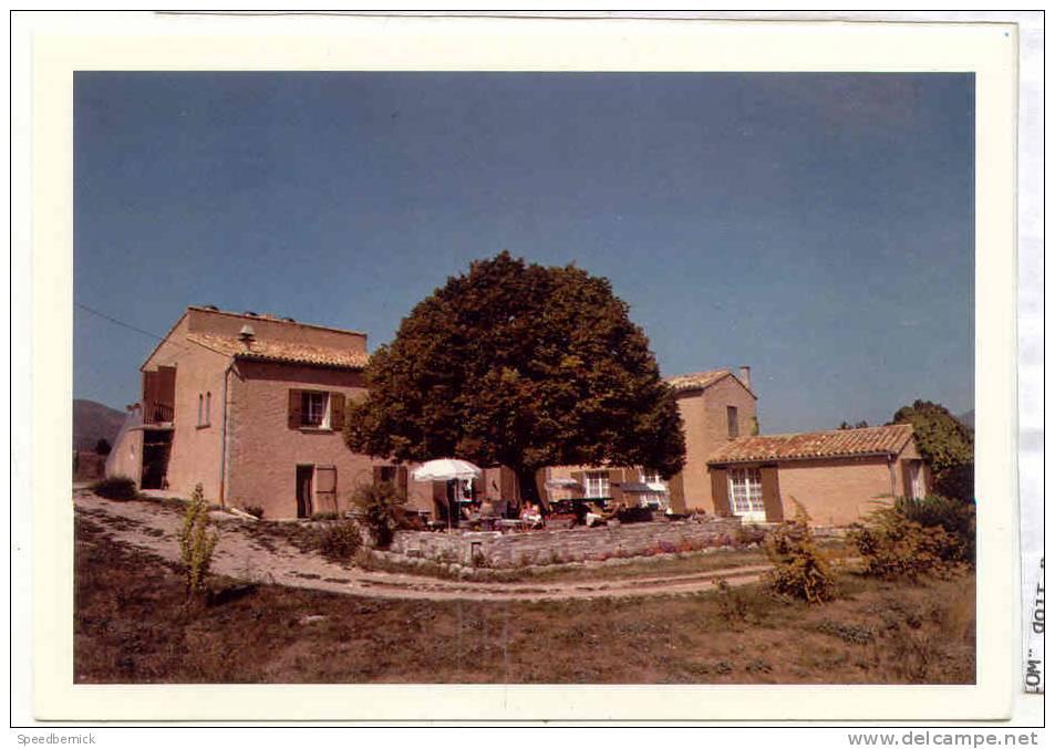 16171 Aurel, L´escargotiere, Restaurant Hotel . Photo Alessandri 1987 AJEA. - France