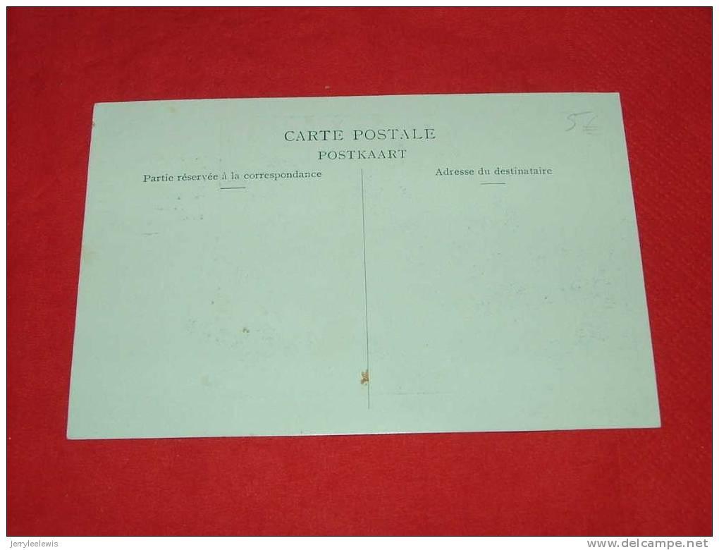Souvenir De La Naissance De La Princesse Marie-Josée à La Villa Osterrieth à Ostende   -   ( 2 Scans ) - Case Reali
