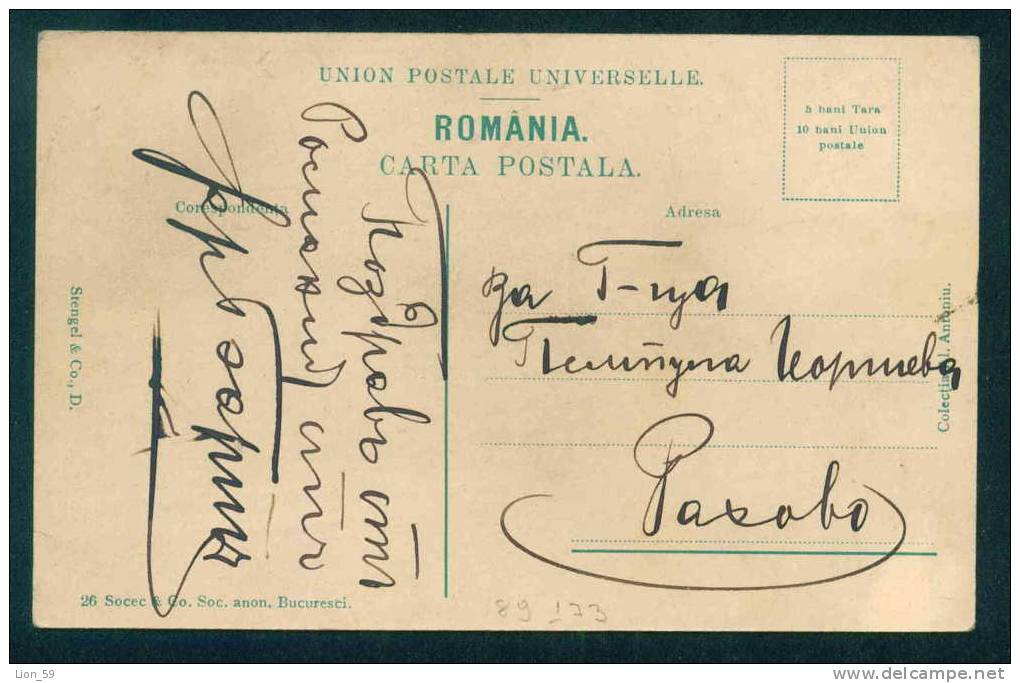 Castle Bran / Region De Brasov - PANORAMA - Romania Rumanien Roumanie Roemenie 89173 - Romania