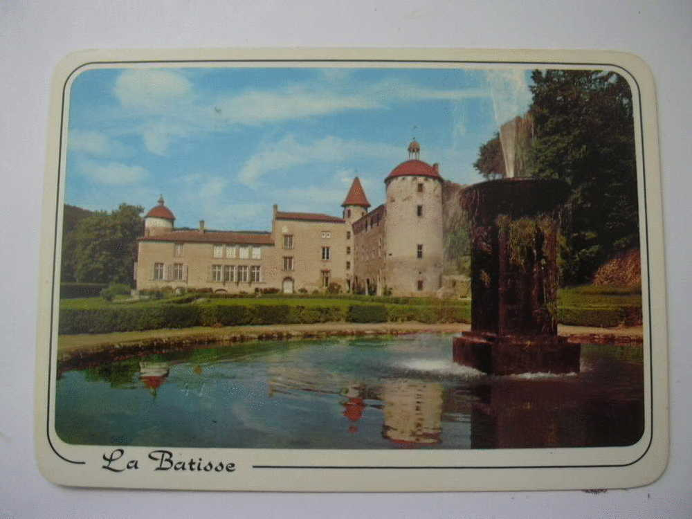 63 BATISSE DE CHANONAT - France