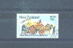NEW ZEALAND -  1977 Fire Fighting 12c FU - Ohne Zuordnung