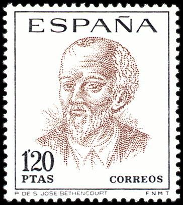 Personajes reales y esculturas de Divinidades en los sellos de Correos de España (1850-Abril de 2011) - Página 4 373_001