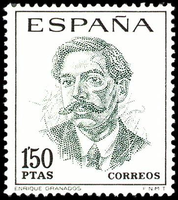 Personajes reales y esculturas de Divinidades en los sellos de Correos de España (1850-Abril de 2011) - Página 4 374_001