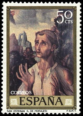 Personajes reales y esculturas de Divinidades en los sellos de Correos de España (1850-Abril de 2011) - Página 4 177_001