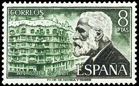 Personajes reales y esculturas de Divinidades en los sellos de Correos de España (1850-Abril de 2011) - Página 4 623_001
