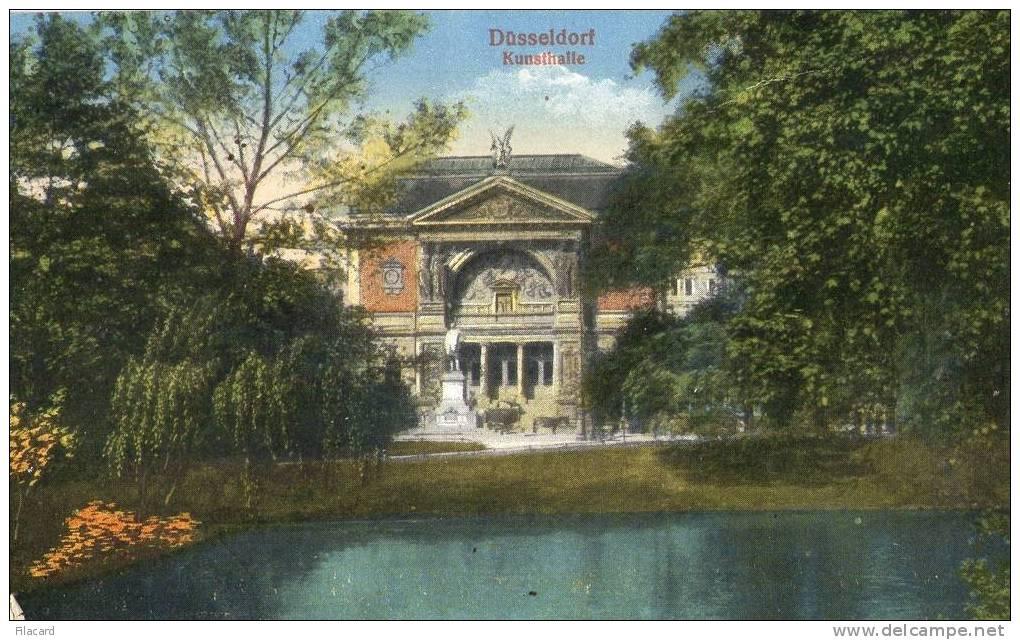 9582    Germania    Dusseldorf   Kunsthalle  NV - Duesseldorf