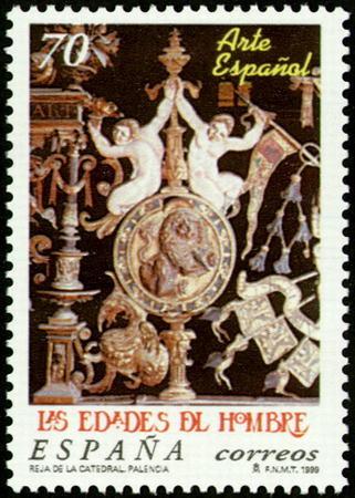 Personajes reales y esculturas de Divinidades en los sellos de Correos de España (1850-Abril de 2011) - Página 4 475_001