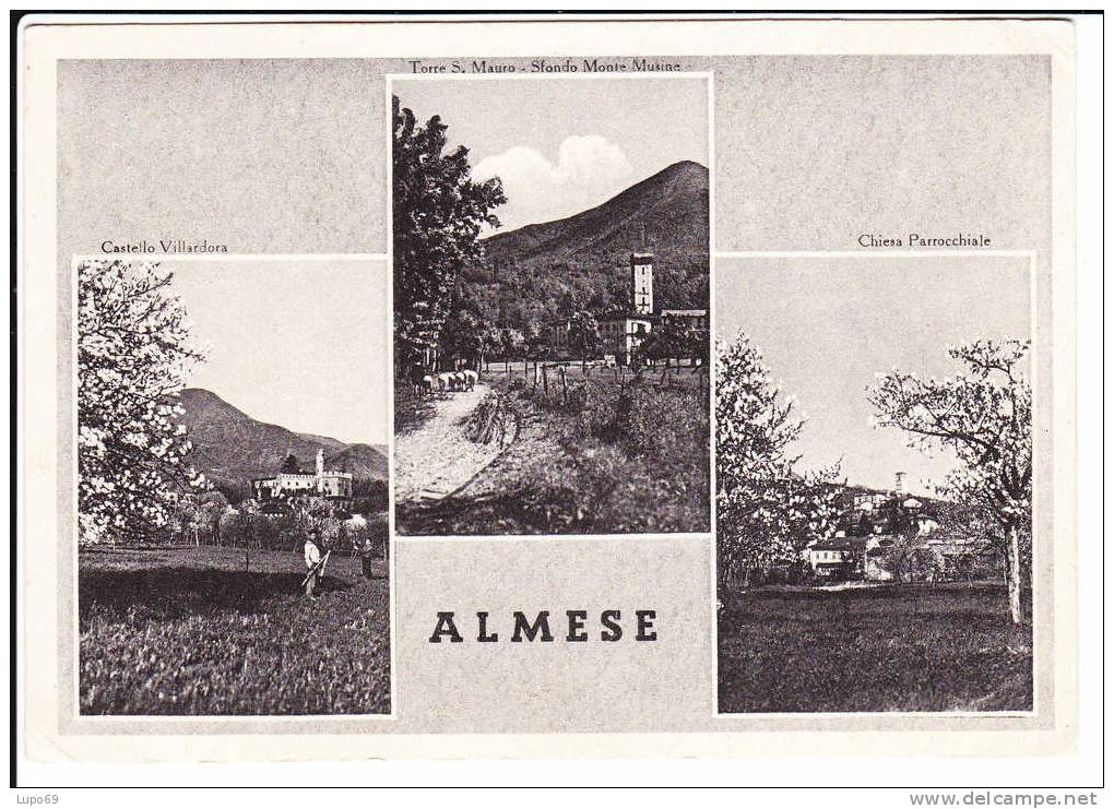 Piemonte Torino Almese Saluti - Sin Clasificación