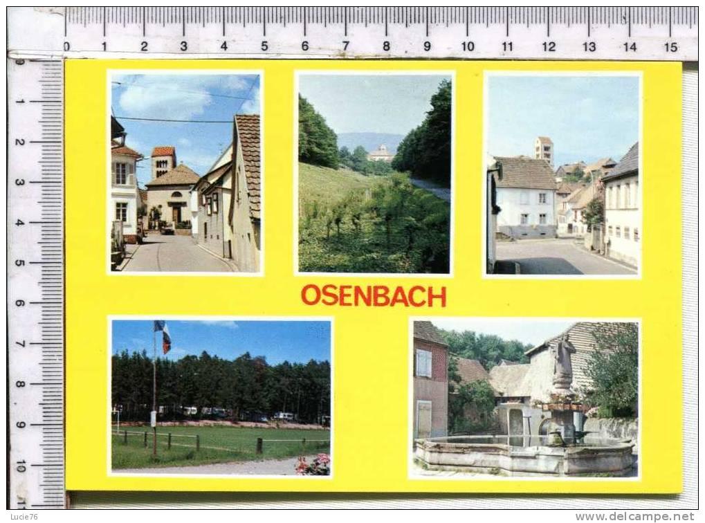 OSENBACH - 5 Vues - France