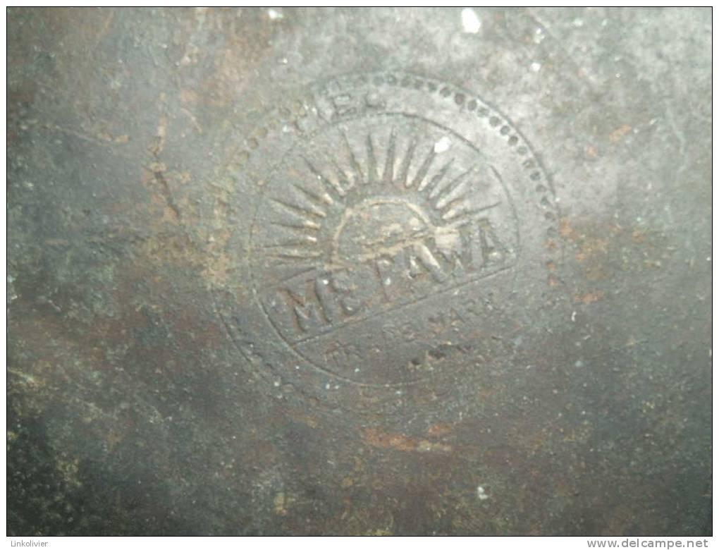 Ancienne BOUILLOIRE En CUIVRE METAWA (marque Hollandaise) - Cobre