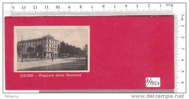 PO1915A# UDINE - Piazzale Della Stazione  VG 1924 - Udine