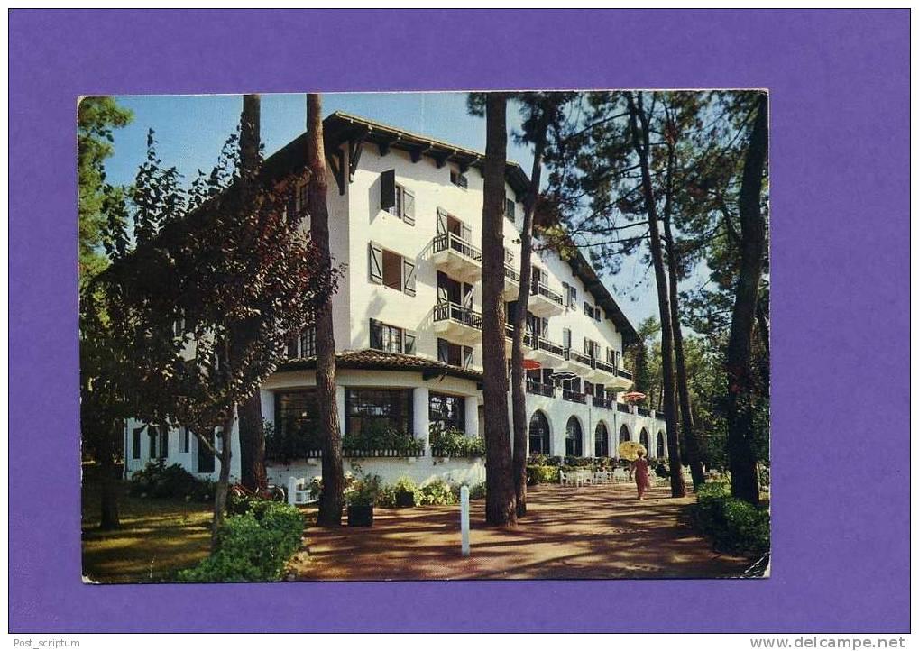 Pilat-Plage - Hôtel Haitza - Arcachon