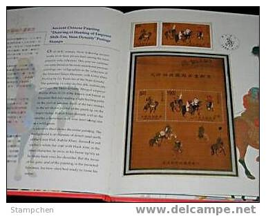 Rep China Taiwan Complete Beautiful Stamps 1998 Year Book Type A - Timbres