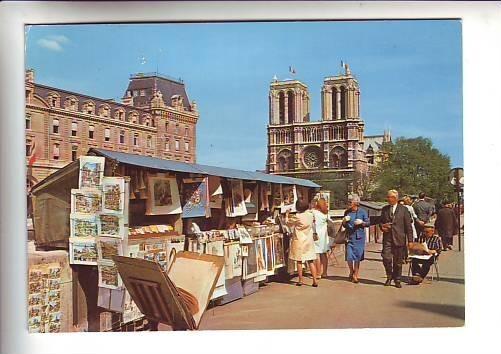 75.- PARIS  .-   Les Bouquinistes - France